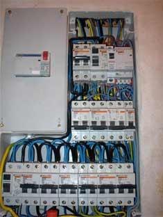Tecnocem uso y mantenimiento - Cuadro electrico vivienda ...